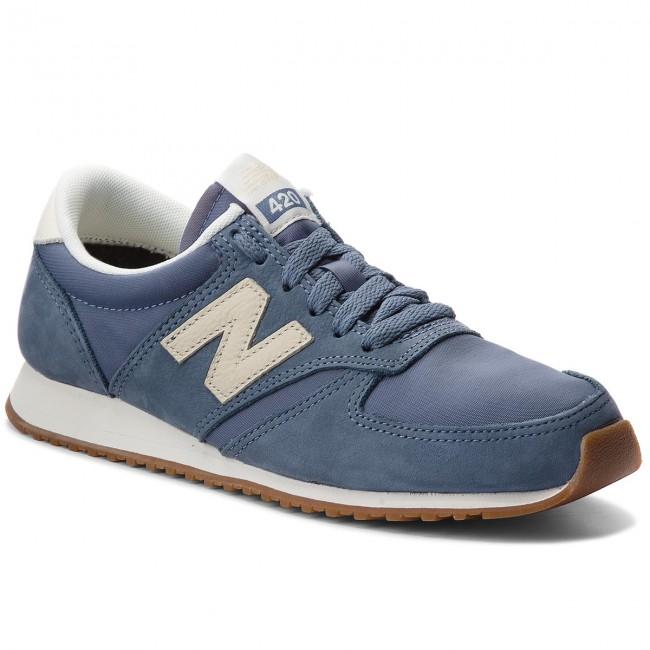 Sportcipő NEW BALANCE - U420CBC Sötétkék - Sneakers - Félcipő - Női ... 1fa27d8c18