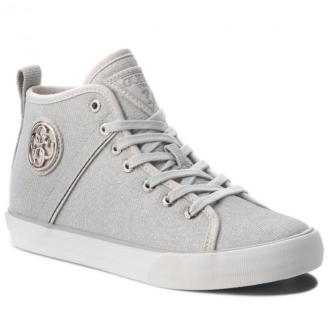 Sportcipő GUESS - FLJLE3 FAM12 SILVE - Sneakers - Félcipő - Női ... 170234b064