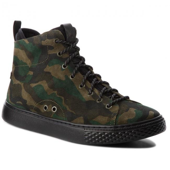 Sportcipő POLO RALPH LAUREN - Dleaney 816719624001 Green - Sneakers ... dbbbe2cc9c