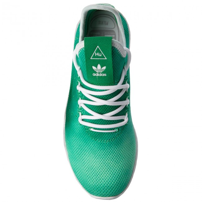 Cipő adidas - Pw Hu Holi Tennis Hu DA9619 Green Ftwr White Ftwr White -  Sneakers - Félcipő - Női - www.ecipo.hu 4bae944e6c