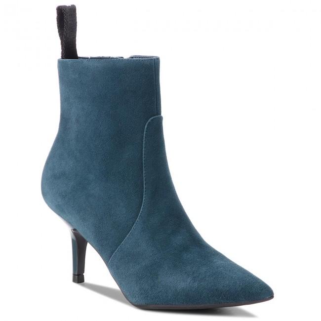 Magasított cipő GUESS - FLDD24 SUE09 DTEAL - Magasított cipők ... d989883ba1