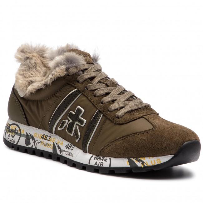 Sportcipő PREMIATA - Lucy-D 2622 Zöld - Sneakers - Félcipő - Női ... a28bb46819