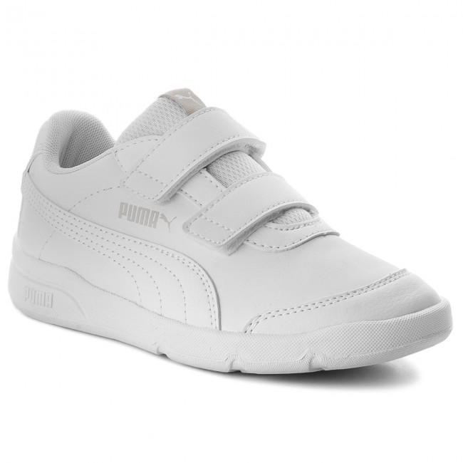 Sportcipő PUMA - Stepfleex 2 Sl V Ps 190114 02 Puma White Puma White ... 38a046c109