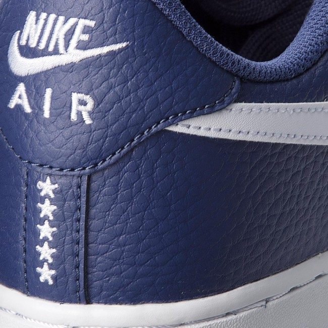 new product e6c85 bf4c8 Cipő NIKE - Air Force 1 '07 AA4083 401 Blue Recall/White - Sneakers ...