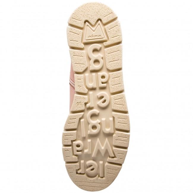 Magasított cipő WRANGLER - Tucson Lady Nubuck WL182510 Cipria 604 -  Magasított cipők - Csizmák és egyebek - Női - www.ecipo.hu 9e2cd6be98