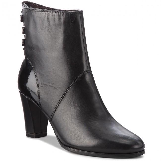 Magasított cipő TAMARIS - 1-25003-21 Black 001 - Magasított cipők ... eba6aea67e