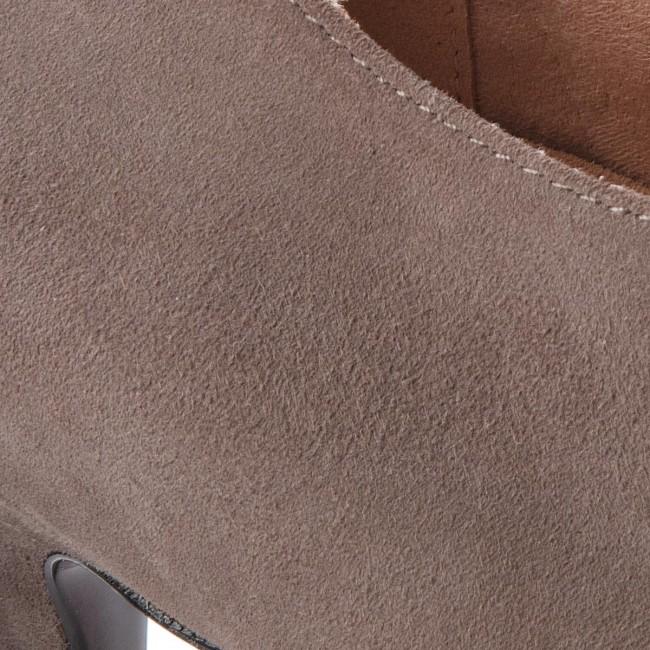 Tűsarkú TAMARIS - 1-25385-21 Graphite 206 - Tűsarkú cipő - Félcipő ... 5973635f27
