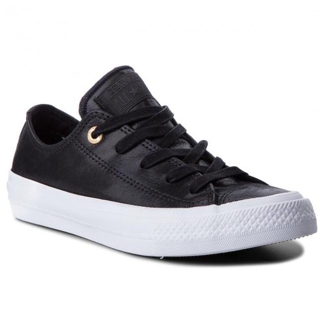 Teniszcipő CONVERSE - Ctas II Ox 555958C Black Black White ... 5e4b25c2e9
