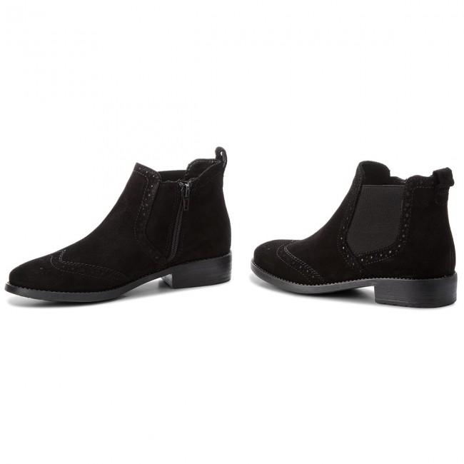 Magasított cipő TAMARIS - 1-25493-21 Black 001 - Magasított cipők ... cda8ea35a4