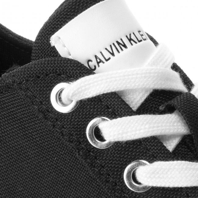 Tornacipő CALVIN KLEIN JEANS - Beato S1748 Black - Tornacipők - Félcipő - Férfi 2nW7F