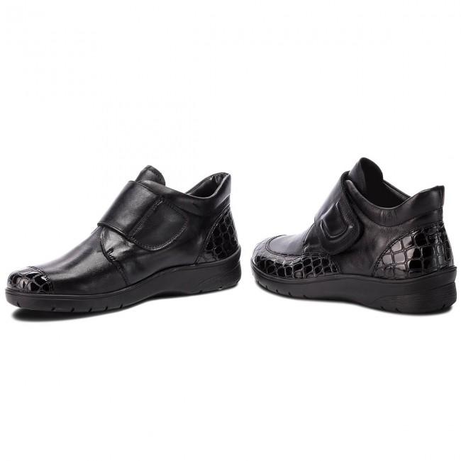 Magasított cipő ARA - 12-41054-65 Schwarz - Magasított cipők ... e29924cd9d