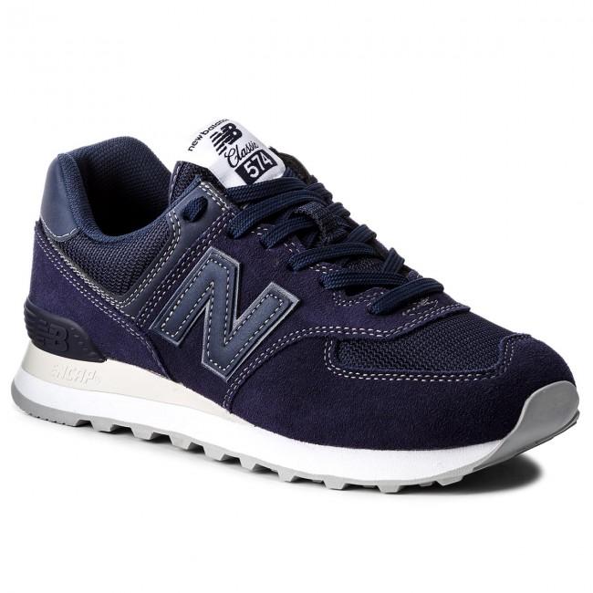 Sportcipő NEW BALANCE - ML574ETB Lila - Sneakers - Félcipő - Férfi ... 3021d26072