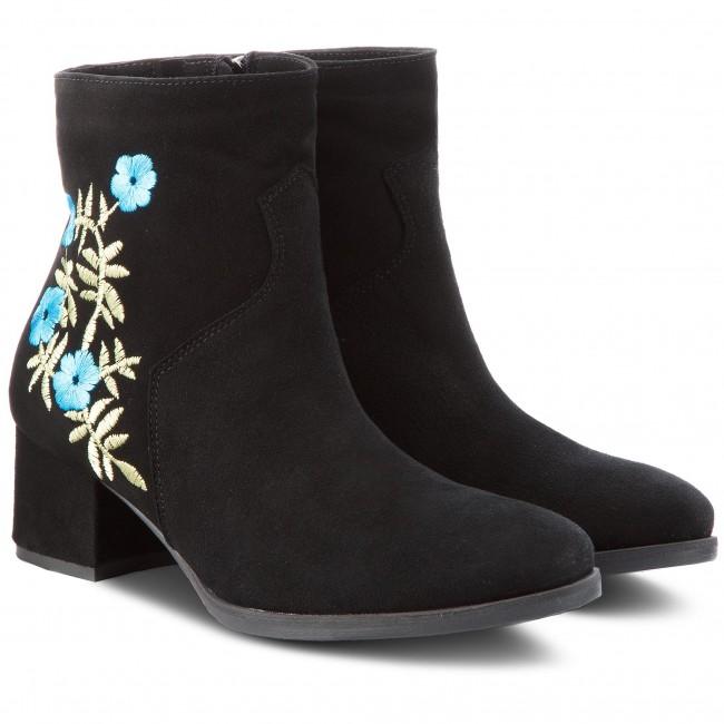 Magasított cipő OLEKSY 2511147000000000 Fekete