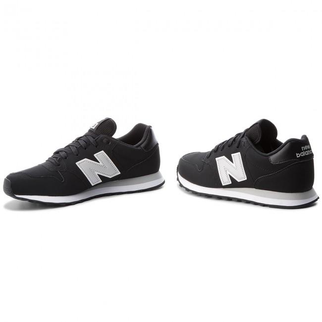 Sportcipő NEW BALANCE - GM500BKG Fekete - Sneakers - Félcipő - Férfi ... 7e422917c1