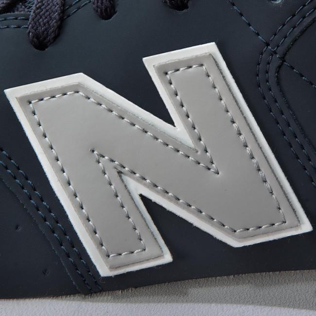 Sportcipő NEW BALANCE - GM500BLG Sötétkék - Sneakers - Félcipő ... 12109fd724