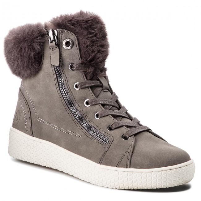 0dd58164960f Sportcipő BUGATTI - 431-52533-5900 Dark Grey - Sneakers - Félcipő ...