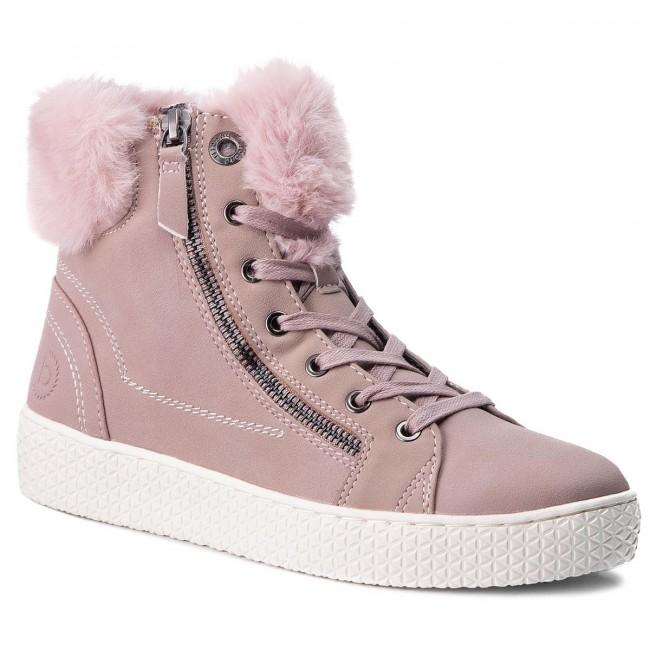 cb48b4c21fed Sportcipő BUGATTI - 431-52533-5900-3400 Rose - Sneakers - Félcipő ...
