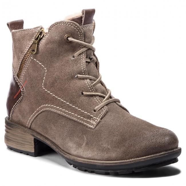 Magasított cipő JOSEF SEIBEL - Sandra 75 93897 PL949 711 Grau Kombi ... 9468d074bd