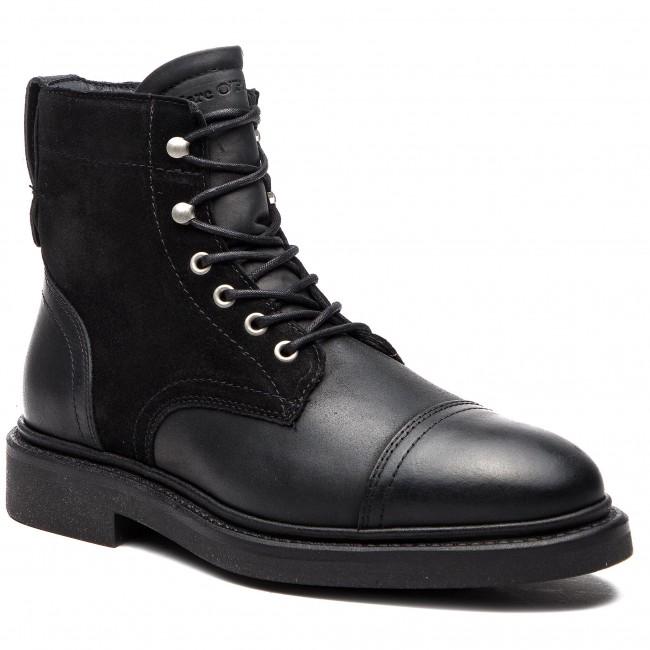 5a884d4b8d Csizmák MARC O'POLO - 808 25026101 100 Black 990 - Csizmák - Csizmák ...
