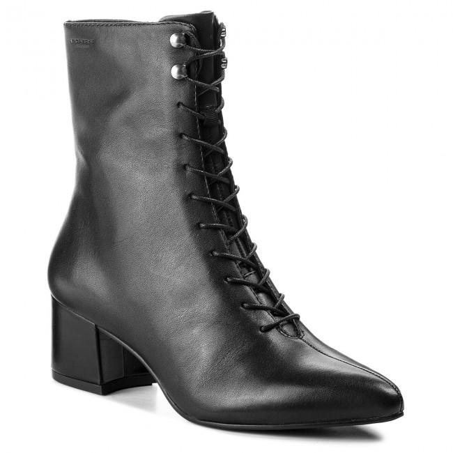 Magasított cipő VAGABOND - Mya 4419-101-20 Black - Magasított cipők ... c0cbd06979