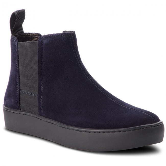 Magasított cipő VAGABOND - Zoe 4326-440-86 Indigo Black - Magasított ... 0b09800fe3