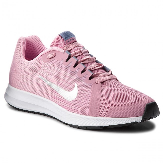90643a6087 Cipő NIKE - Downshifter 8 (GS) 922855 600 Elemental Pink/Metallic Silver