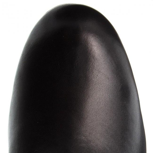 Magasított cipő HISPANITAS - Safron HI87916 Black/Black - Bokacsizmák - Csizmák és egyebek - Női pHWZf