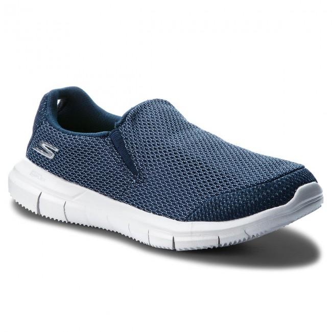 Cipő SKECHERS - Infuse 14992 NVGY Navy  Grey - Fitnesz - Sport - Női ... 85979defc6