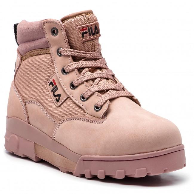 Magasított cipő FILA - Grunge Mid Wmn 1010160.70Y Keepsake Lilac ... 4adbc63c1d