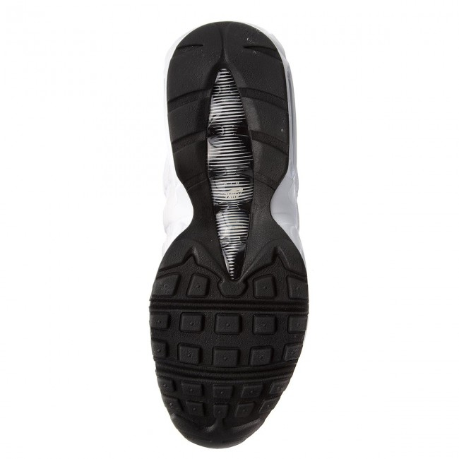 Cipő NIKE - Air Max 95 609048 109 White Black Black - Sneakers - Félcipő -  Férfi - www.ecipo.hu 0c840ea75d