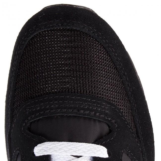 Sportcipő SAUCONY - Jazz Original Vintage S70368-10 Blk/Wht - Sneakers - Félcipő - Férfi WVoun