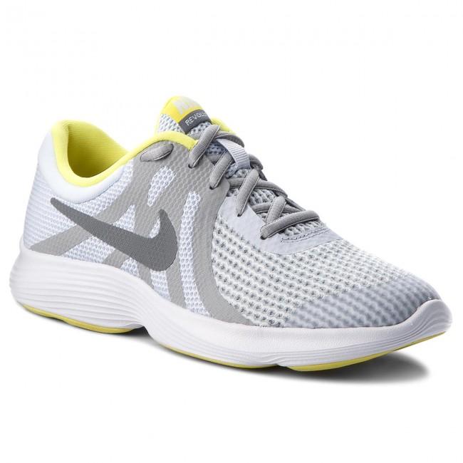 Cipő NIKE - Revolution 4 (GS) 943309 011 Football Grey Cool Grey ... 9f798e569d