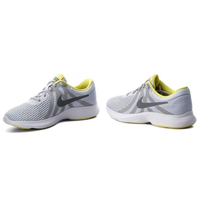 d4c28486cc Cipő NIKE - Revolution 4 (GS) 943309 011 Football Grey/Cool Grey ...