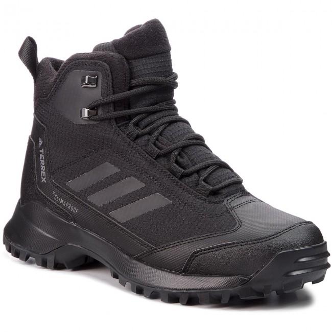 f28c13fbf796 Cipő adidas - Terrex Heron Mid Cw Cp AC7841 Cblack/Cblack/Grefou ...