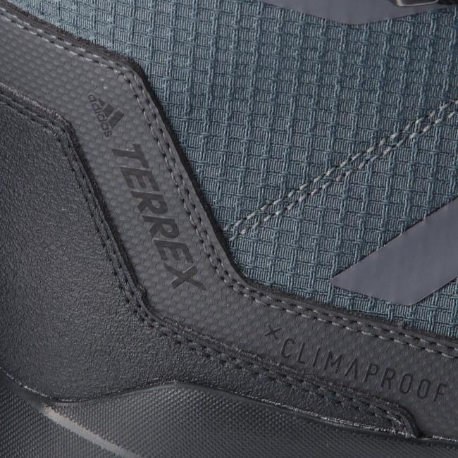 8748ab3008 Cipő adidas - Terrex Heron Mid Cw Cp AC7842 Grefiv/Grefiv/Carbon ...