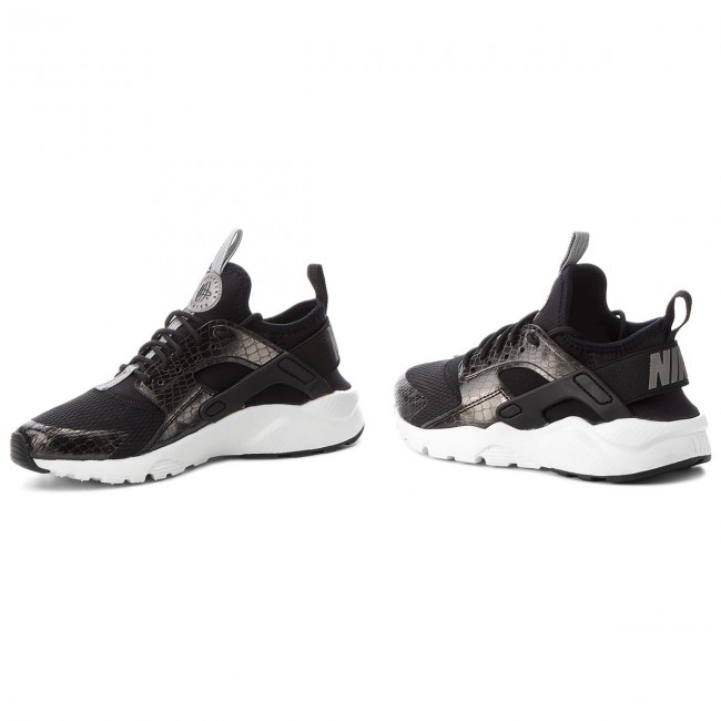 size 40 ab091 5b6c9 Cipő NIKE - Air Huarache Run Ultra Gs 847569 021 Black Mtlc Pewter Black