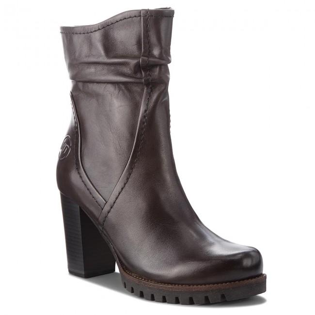 Magasított cipő MARCO TOZZI - 2-25436-21 Grey Antic 212 - Magasított ... 23a0e65394