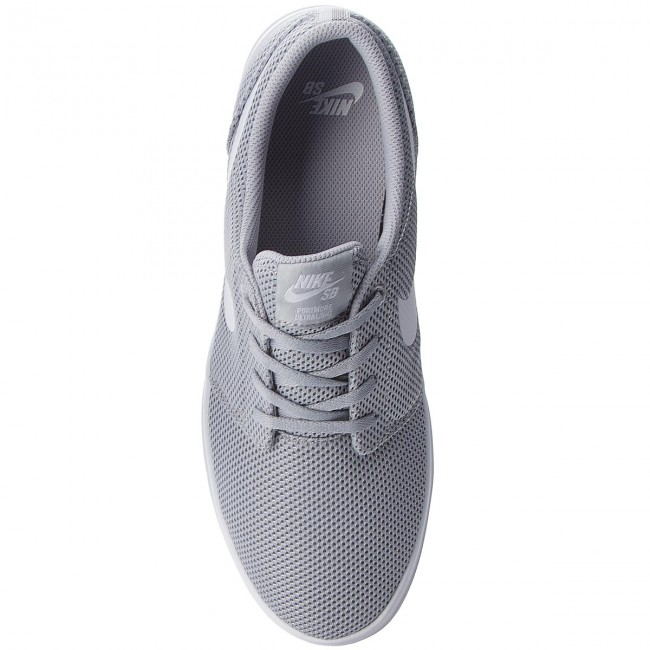 Cipő NIKE - Sb Portmore II Ultralight 880271 011 Wolf Grey White - Sneakers  - Félcipő - Férfi - www.ecipo.hu dd0e35d762