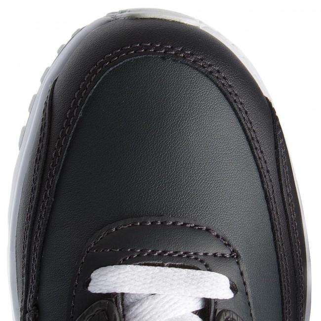 best website 89f50 f4f20 Cipő NIKE - Air Max 90 Ltr (GS) 833412 021 Anthracite Wolf Grey White -  Sneakers - Félcipő - Női - www.ecipo.hu