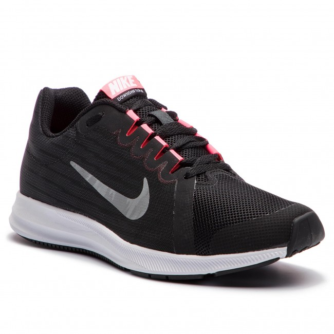 efb29990aa Cipő NIKE - Downshifter 8 (GS) 922855 001 Black/Metallic Silver ...