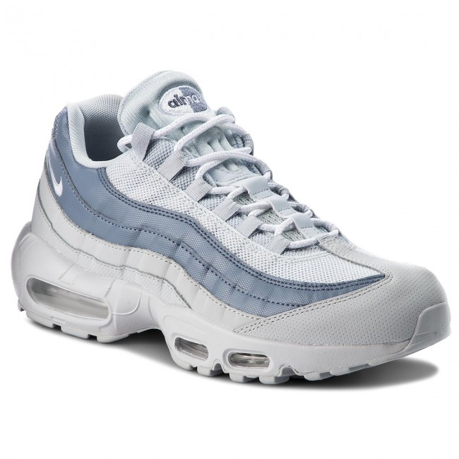 Cipő NIKE - Air Max 95 Essential 749766 036 Pure Platinum White ... 47ba37c612