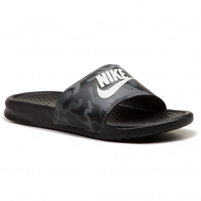 sports shoes feedd 33929 Papucs NIKE - Benassi Jdi Print 631261 013 Black Summit White