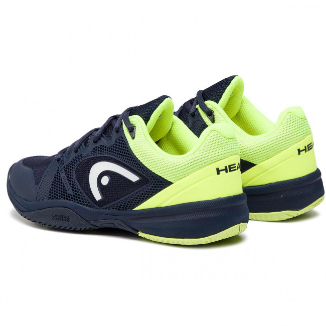 3f0f22609f Cipő HEAD - Revolt Pro 2.5 275009 Dark Blue/Neon Yellow 030 - Tenisz ...
