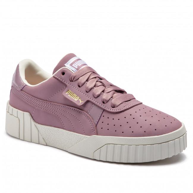 6276b4c573 Sportcipő PUMA - Cali Nubuck Wn's 369161 02 Elderberry - Sneakers ...