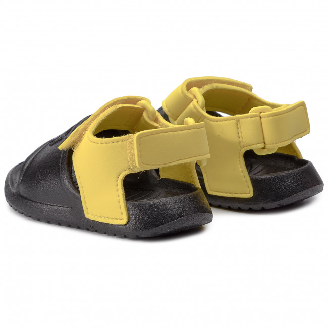 5ae80a4954 Szandál PUMA - Divecat V2 Injex Inf 369545 01 Puma Black/Blazing Yellow