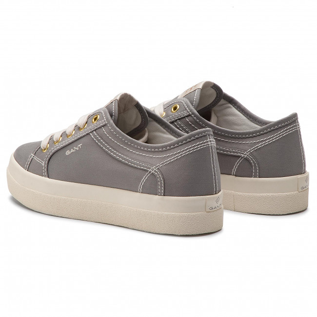 Sportcipő GANT - Aurora 18538434 Sleet Gray G841 - Sneakers ... c43d0ebe47