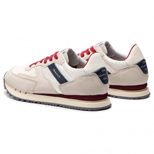Sportcipő GANT - Davenport 18639403 Off White G20 - Sneakers ... 5cfeb3f2b8