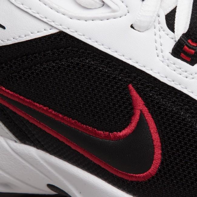 3c7004296d Cipő NIKE - Air Monarch Iv 415445 101 White/Black - Sneakers ...