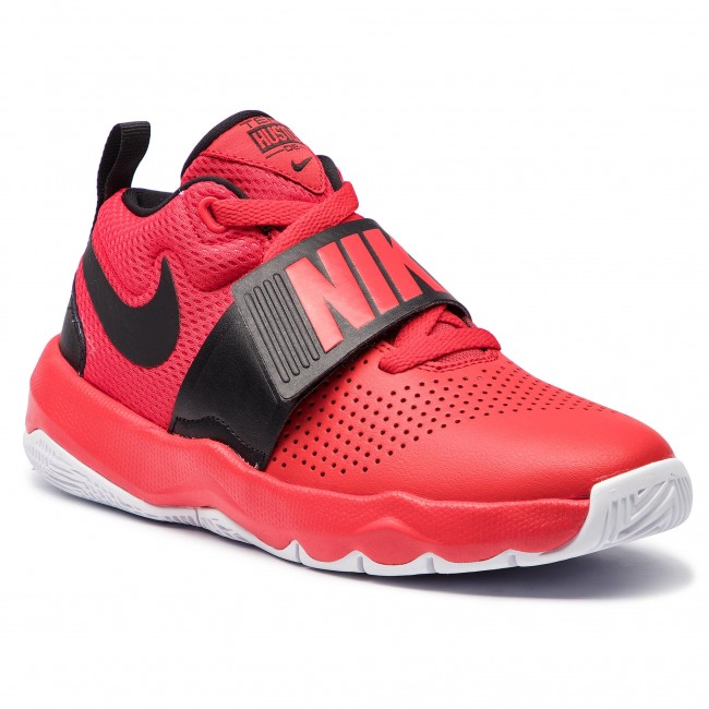 Cipő NIKE - Team Hustle D 8 (GS) 881941 602 University Red Black ... 340b913173