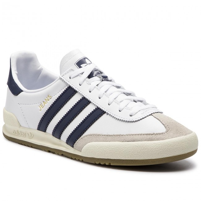 Jeans Ftwwhtconavycbrown Sneakers Adidas Bd7683 Félcipő Cipő